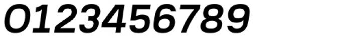 Prayuth Medium Italic Font OTHER CHARS