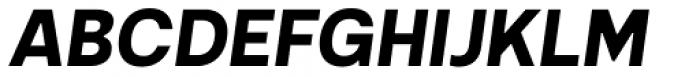 Prayuth Slim Bold Italic Font UPPERCASE