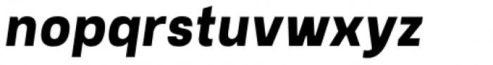 Prayuth Slim Bold Italic Font LOWERCASE