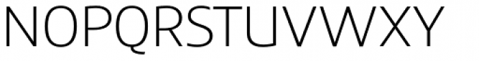 Precious Sans Two Light Font UPPERCASE