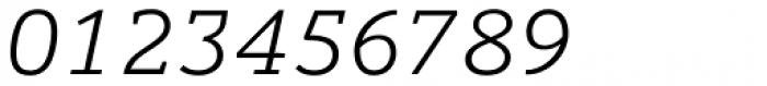Precious Serif Book Italic Font OTHER CHARS