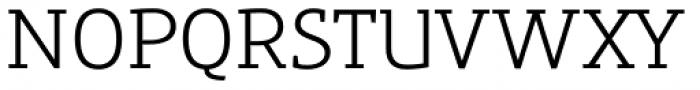 Precious Serif Book Font UPPERCASE
