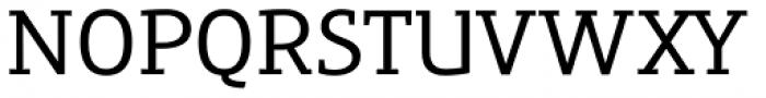 Precious Serif Medium Font UPPERCASE