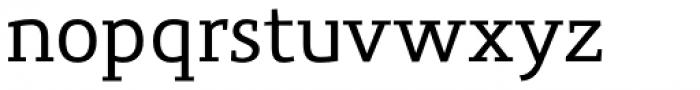Precious Serif Medium Font LOWERCASE