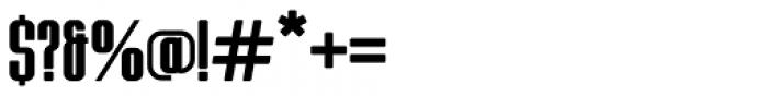 Predictor Regular Font OTHER CHARS