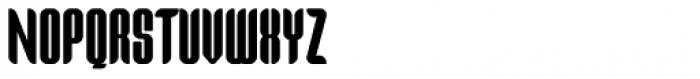 Predictor Regular Font UPPERCASE