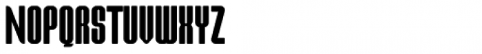 Predictor X Regular Font UPPERCASE