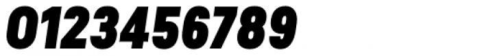 Predige Black Italic Font OTHER CHARS