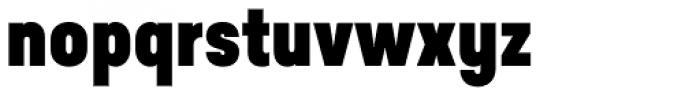 Predige Black Font LOWERCASE