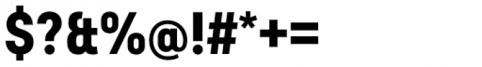 Predige Bold Font OTHER CHARS