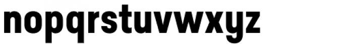 Predige Bold Font LOWERCASE