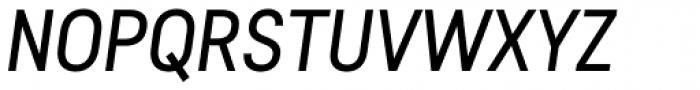Predige Italic Font UPPERCASE