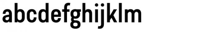 Predige Medium Font LOWERCASE