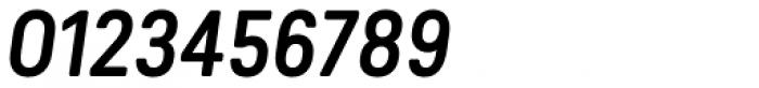 Predige Rounded Medium Italic Font OTHER CHARS