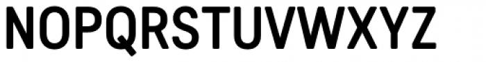 Predige Rounded Medium Font UPPERCASE