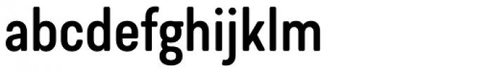 Predige Rounded Medium Font LOWERCASE