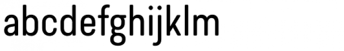 Predige Rounded Font LOWERCASE
