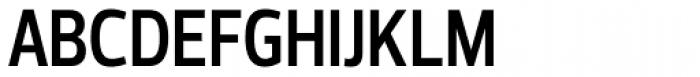 Prelo Condensed SemiBold Font UPPERCASE