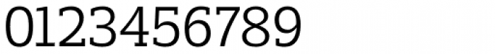 Prelo Slab Book Font OTHER CHARS