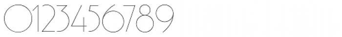 Premier Lightline Font OTHER CHARS