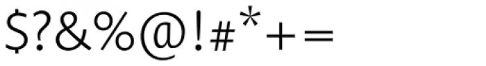 Prenton RP Pro Light Font OTHER CHARS