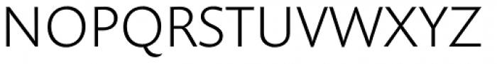 Prenton RP Pro Light Font UPPERCASE