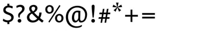 Prenton RP Pro Regular Font OTHER CHARS