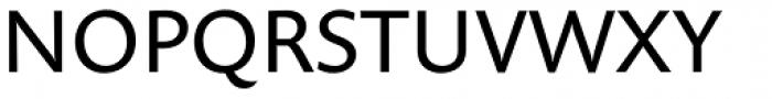 Prenton RP Pro Regular Font UPPERCASE