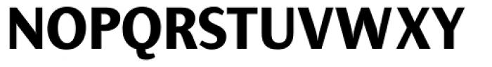 Presence Bold Font UPPERCASE