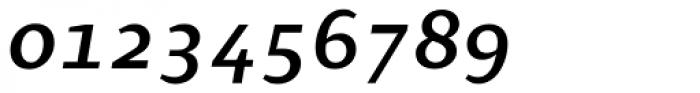 Presence Expert Medium Italic Font OTHER CHARS