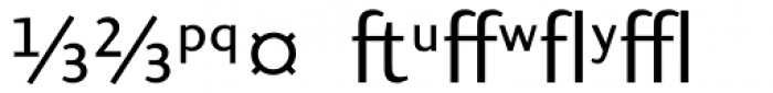 Presence Expert Font UPPERCASE
