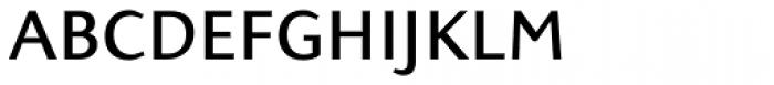 Presence Expert Font LOWERCASE