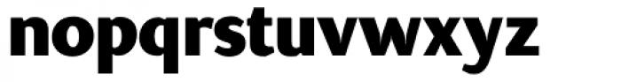 Presence ExtraBold Font LOWERCASE
