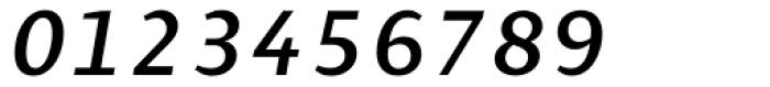 Presence Medium Italic Font OTHER CHARS