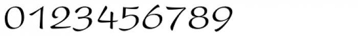 Present Roman Font OTHER CHARS