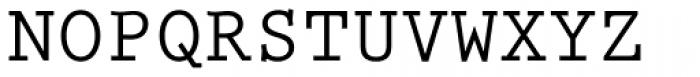 Prestige Elite Bold Font UPPERCASE