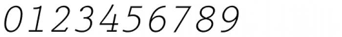 Prestige Elite M Regular Oblique Font OTHER CHARS