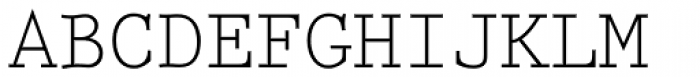 Prestige Elite M Regular Font UPPERCASE