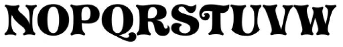 Pretorian DT Font UPPERCASE
