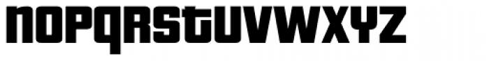 Pricedown Heavy Font UPPERCASE