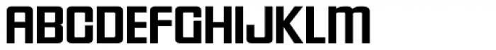 Pricedown SemiBold Font UPPERCASE