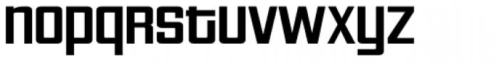 Pricedown SemiBold Font LOWERCASE