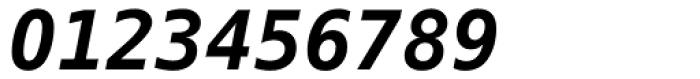 Prima Sans Mono Bold Oblique Font OTHER CHARS