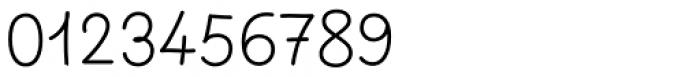 Primaria Print Regular Font OTHER CHARS