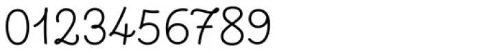 Primaria Regular Font OTHER CHARS