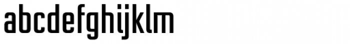 Primex Font LOWERCASE