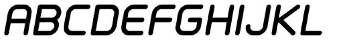 Primus Bold Italic Font UPPERCASE