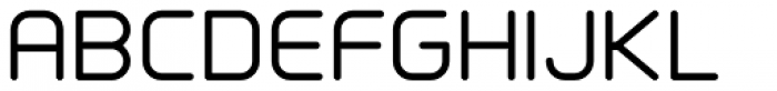 Primus Regular Font UPPERCASE