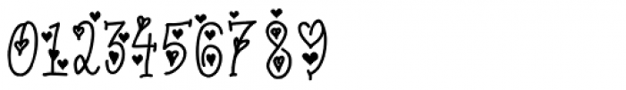 Princess Charming Font OTHER CHARS