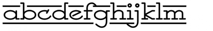 Princess Royal BTN Font LOWERCASE